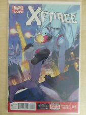 "X Force Issue 4 ""First Print"" - 2014 Spurrier, Molina"