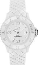 ICE WATCH Unisex 007269 ICE sixty nine White Silikon in Weiss neu