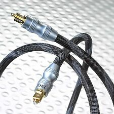 DH-Labs Silver Sonic Toslink Optical Digital cable, 2m