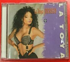 ORIGINAL 1988 LA TOYA JACKSON SISTER OF MICHAEL LA TOYA YOUR GONNA GET ROCKED 10