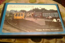 Railtape happy birthday bluebell  13 september 1995 vhs video railway enthusiast