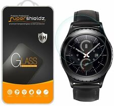 3X Supershieldz Samsung Gear S2 Classic Tempered Glass Screen Protector Saver