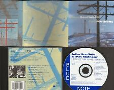 JOHN SCOFIELD I Can See Your House From Here NEW CD 11 tr  PAT METHENY Blue Note