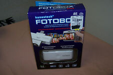 NIB HONESTECH FOTOBOX PHOTO SLIDESHOW CREATOR HDTV READY PLUG-IN & CREATE USB2.0