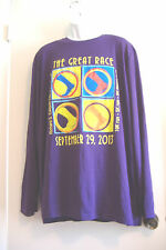 ~CITY OF PITTSBURGH GREAT RACE 9/29/2013~LONG SLEEVE T-SHIRT ~ADULT SIZE 3X~~