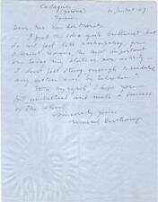 DUCHAMP, MARCEL. Autograph Letter Signed, to Chicago Museum of Contem... Lot 444