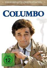COLUMBO (Peter Falk), Staffel 2, 4 DVDs NEU+OVP