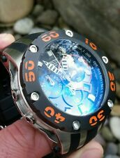 SWISS MADE INVICTA RESERVE BOLT ZEUS SEA HUNTER SUBAQUA RESERVE NOMA IV V III 3