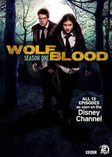 Wolfblood: Season 1 (DVD, 2013, 2-Disc Set) 13 Episodes BBC Disney Channel USED