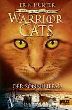 Warrior Cats Staffel 5 Band 1 Der Sonnenpfad  Der Ursprung des Clans + BONUS
