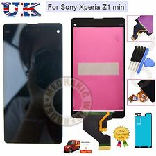 For Sony Xperia Z1 mini Compact Z1c M51w D5503 LCD Touch Screen Digitizer & Tool