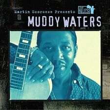 Martin Scorsese Presents the Blues: Muddy Waters by Muddy Waters (CD,...