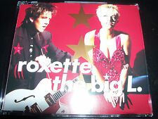 Roxette The Big L (Holland) CD Single