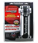 Rockford Fosgate RFC1D RFC-1D 1 Farad Digital Car Power Capacitor w/ Volt Meter