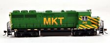 Bachmann HO Scale Train Diesel GP40 DCC Ready MKT #245 63519