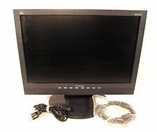 "ViewSonic VA2012WB 20"" Widescreen LCD Computer Monitor Flat Screen Desktop DVI"