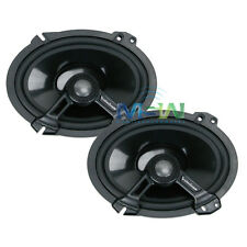 "*NEW* ROCKFORD FOSGATE T1682 POWER 6"" x 8"" 2-WAY FULL RANGE CAR AUDIO SPEAKERS"