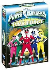 Coffret power rangers time force, vol. 2  (DVD)