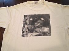 Rare VTG John & Mary Weedkillers Daughter 90's Tour Concert Band T Shirt XL Folk