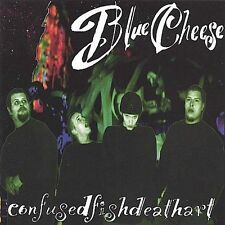 Blue Cheese Confusedfishdeathart CD VG Free shipping/trk!
