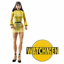 Watchmen Club Black Freighter Silk Spectre Action Figure NEW!