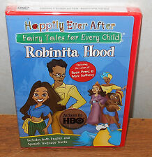 Happily Ever After: Robinita Hood (DVD, 2006) BRAND NEW, SEALED!