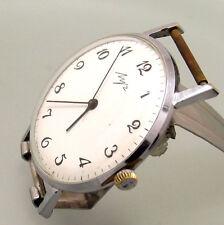 Vintage soviet  wristwatch Luch Slim.
