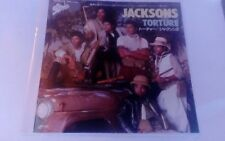 (MICHAEL JACKSON) THE JACKSONS - TORTURE - VERY RARE! JAPAN 45' PS