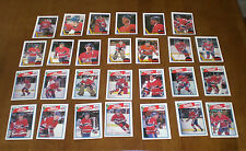 1987-88 & 1988-89 OPC MONTREAL CANADIENS TEAM SETS