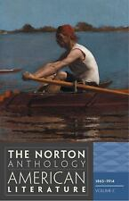 The Norton Anthology of American Literature (Eighth Edition Vol. C) 8th Volume C