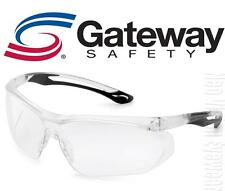 Gateway Parallax Anti Fog Clear Safety Glasses Ballistic Z87+ CSA Z94