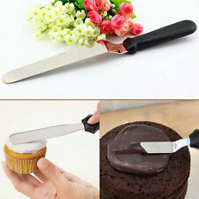 Spatula Smoother Frosting Spreader Fondant Pastry Cake Decorating DIY Tool EA