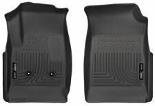 Husky Liners 18111 Blk Front Floor Mat for Chevy Colorado and GMC Canyon 2015-17