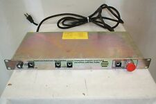 MARWAY POWER SYSTEMS UCP 3000 UNIVERSAL CONTROL PANEL