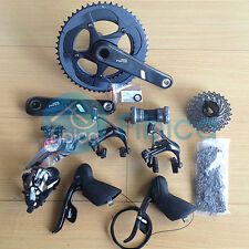 New SRAM Force 22 11-speed Road Full Groupset Group 50/34T 172.5mm