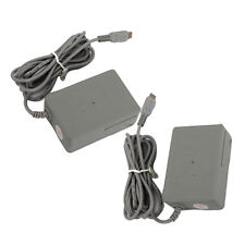 2X AC Home Wall Travel Charger Power Adapter for Nintendo DSi XL 3DS US Stock