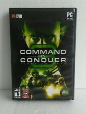 Command and Conquer 3: Tiberium Wars PC Game DVD-ROM Complete