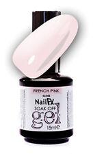 Esmalte permanente Profesional Rosa French - The edge nails - manicura francesa