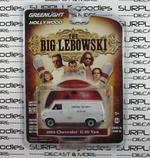 GREENLIGHT 1:64 Hollywood S15 The Big Lebowski 1985 CHEVROLET Chevy G20 G20 Van
