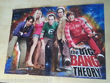 The Big Bang Theory  - Poster -A3 - ca. 42 x 28 cm -  Bravo Clipping