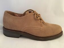 POLO By Ralph Lauren 8 D Men's Suede Leather Oxford Shoes