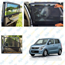 Magnetic Sun Shades Car Curtain For Maruti Wagon R New