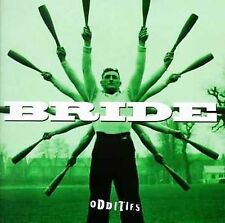 Oddities by Bride (CD, Nov-1998, Pamplin Music) Christian Hard Rock Metal! CCM