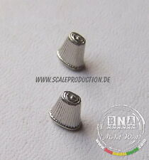 Scale Production 1/24 Metal Air Cleaners/Filters K&N (2pcs) SP24173