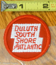 Patch #205 Duluth South Shore and Atlantic ( Railroad Patch )