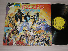 FREAKS - IN SENSURROUND - LP 33 GIRI GATEFOLD NETHERLANDS