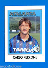 AIC Calciatori 1992-93 - Figurina-Sticker n. 31 - PERRONE - ATALANTA -New