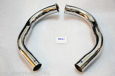 Yamaha YAS1 AS1 AS2 Exhaust Pipe L/R Brand New