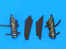 Hot Phicen Demon Huntress BRACERS FOREARM GUARDS spartan armor 1/6 Scale toys