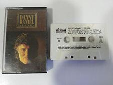 DANNY DANIEL SUEÑOS CINTA TAPE CASSETTE 1991 ESPECTACULAR SPAIN ED